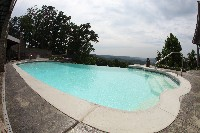 Phoenix Fiberglass Pool in Indianapolis, IN